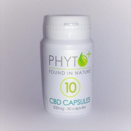cbd capsulas phyto+