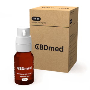 CBDmed hemp oil 5%