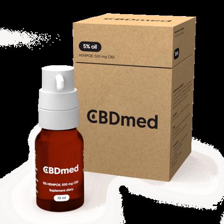 CBDmed hemp oil 5%