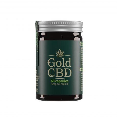 PROMOÇÂO CBD GOLD CAPSULAS  SÓ 49€